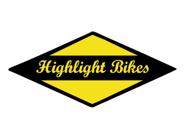 Das Logo von Highlight Bikes Nürnberg